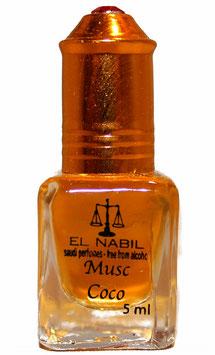El Nabil Coco 5 ml Parfümöl