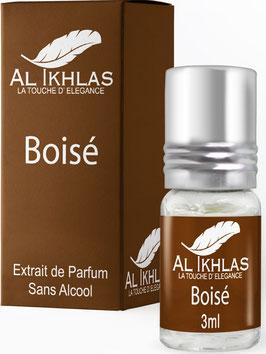Misk Al Ikhlas Boise 3 ml Parfümöl