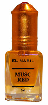 El Nabil Misk Red 5 ml Parfümöl