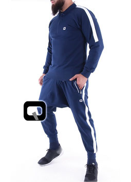 Survetement Shadow Farbe Blaue Nacht Joggingnanzug