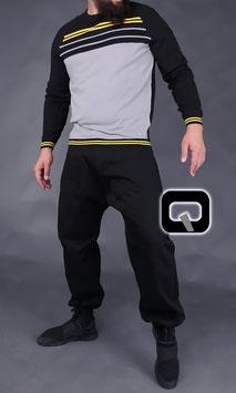 Hose Chino II Farbe Schwarz