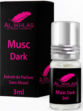 Misk Al Ikhlas Dark 3 ml Parfümöl