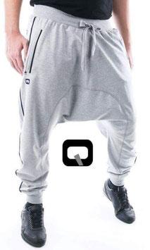 Sarouel Lift Jogginghose Farbe hell Grau
