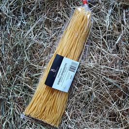Handgemachte Dinkel-Spaghetti