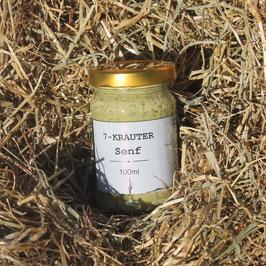 Wiedemer 7-Kräuter-Senf