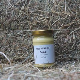 Wiedemer Weisswein-Senf