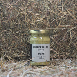 Wiedemer Meerrettich-Dill-Senf