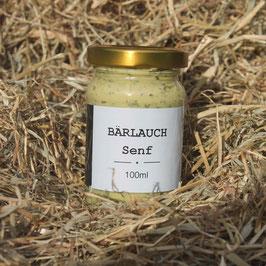 Wiedemer Bärlauch-Senf
