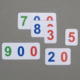 IS01: Stellenwertkarten  1 000
