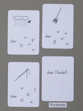 ms01:  Schreibkarten
