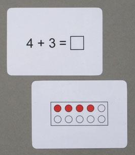 BS02: Aufgabenkarten mit Punktdarstellungen