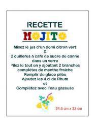 Recette Mojito