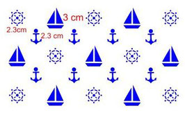 Motifs marin