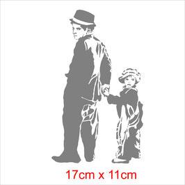 L'homme et l'enfant Petit modèle