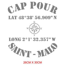 Cap St Malo