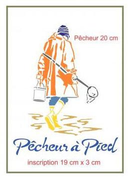 Pêcheur à pied