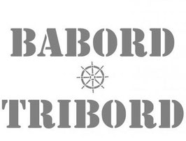Babord Tribord A4