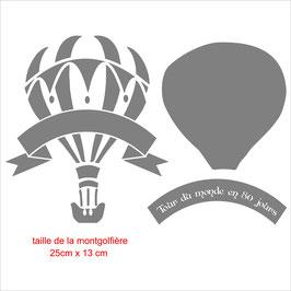 Grande montgolfière