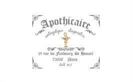Apothicaire