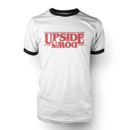 Upside Down Herren T-Shirt inspired by Stranger Things