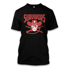 Survivors Logo Herren T-Shirt inspired by the Walking Dead