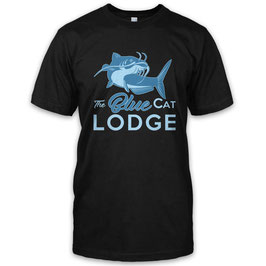 The Blue Cat Lodge Herren T-Shirt inspired by Ozark
