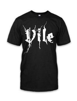 VILE Herren Band T-Shirt