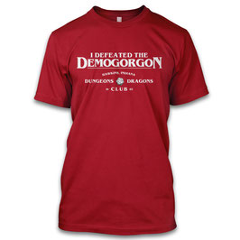 I Defeated the Demogorgon Herren T-Shirt inspired by Stranger Things