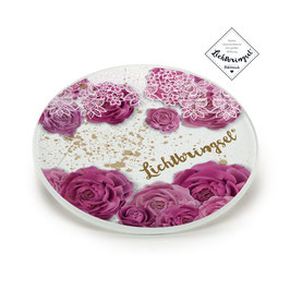 Lichtbringsel Untersetzer Vintage Roses