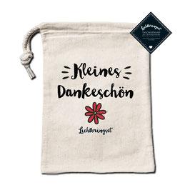 """Geschenkbeutel """"Kleines Dankeschön"""""""