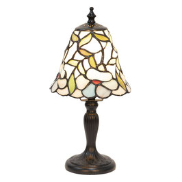 LAMPE DE TABLE TIFFANY PETIT MODELE
