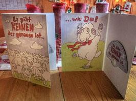 Geschenkkarte inkl. CD