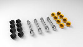 Achsschraubensatz, für alle V7, V8 und R8-Modelle
