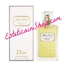 Dior Miss Dior Originale 50ML Eau de Toilette Donna