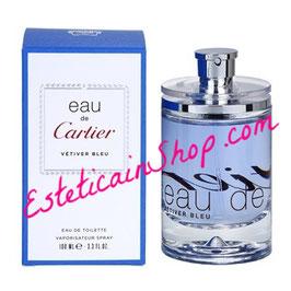 Cartier Eau de Cartier Vetiver Bleu Unisex Eau de Toilette