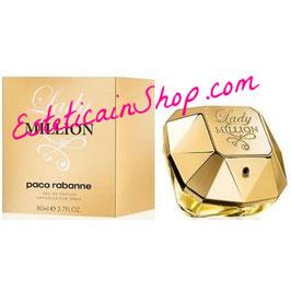 Paco Rabanne Lady Million Eau de Parfum Donna