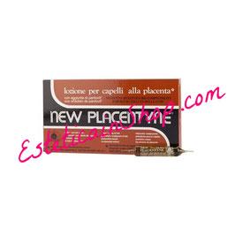 Lozione per capelli alla placenta New Placentyne 12 fiale