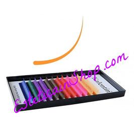 Kalentin Extension Curva C Colorate Spesse Spessore: 0.20mm