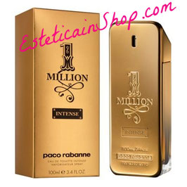 Paco Rabanne 1 Million Intense Eau de Toilette Uomo