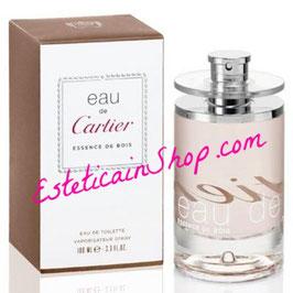 Cartier Eau de Cartier Essence de Bois 100ML Unisex Eau de Toilette