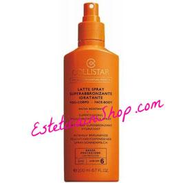 Collistar Speciale Abbronzatura Perfetta Latte Spray Superabbronzante Idratante 200ml