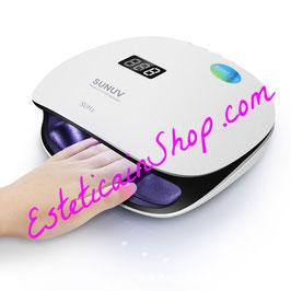 Lampada UV-Led Smert Nail Lamp 2.0