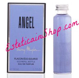 Thierry Mugler Angel ricarica 50ML Eau de Parfum Donna