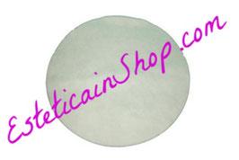 Tappetini circolari bianchi monouso 50pz