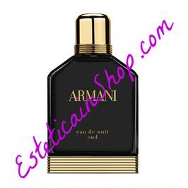 Armani Eau de Nuit Oud Eau de Parfum Uomo