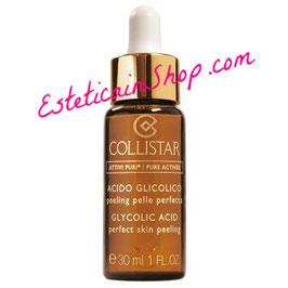 Collistar Attivi Puri Acido Glicolico peeling pelle perfetta 30ml