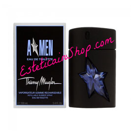Thierry Mugler A*Men Ricaricabile Eau de Toilette Uomo