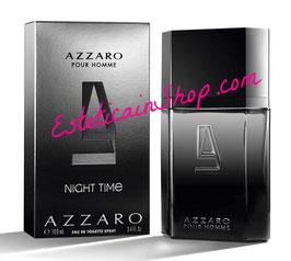 Azzaro Pour Homme Night Time Eau de Toilette Uomo