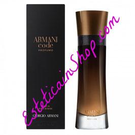 Armani Code Profumo Eau de Parfum Uomo