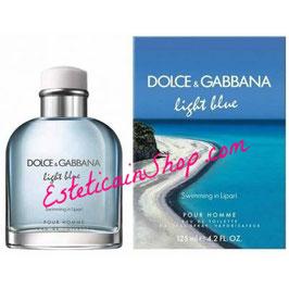 Dolce & Gabbana Light Blue Swimming in Lipari Eau de Toilette Uomo